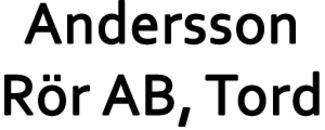 Andersson Rör AB, Tord logo