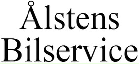 Ålstens Bilservice logo