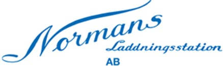 Normans Laddningsstation AB logo