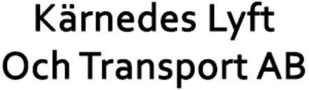 Kärnedes Lyft Och Transport AB logo