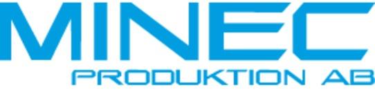 Minec Produktion AB logo