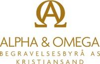 Alpha & Omega Begravelsesbyrå AS logo