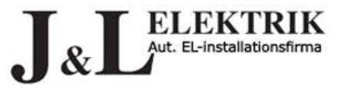 J & L Elektrik ApS logo