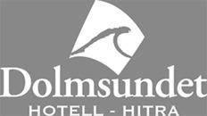 Dolmsundet Hotell Hitra AS logo