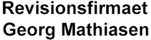 Revisionsfirmaet Georg Mathiasen logo