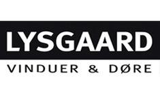 Lysgaard Vinduer & Døre logo