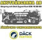 Jönköpings Tungtransport logo
