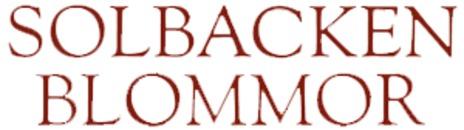 Solbackens Blomsterhandel AB logo