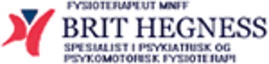 Brit Hegness Fysioterapeut logo