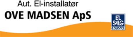 Ove Madsen ApS logo