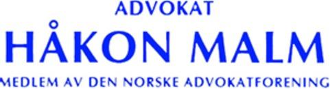 Advokat Håkon Malm logo