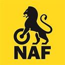 NAF Bilhjelp (Bjørn Berge AS) logo