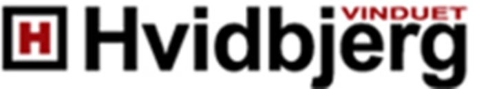 Hvidbjerg Vinduet logo