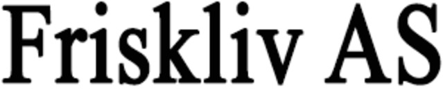 Friskliv AS logo
