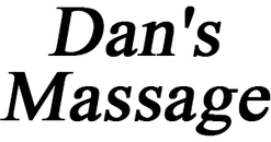 Dan's Massage logo