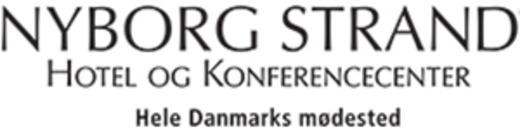 NYBORG STRAND logo