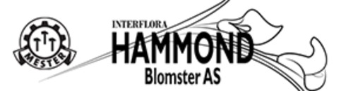 Interflora Hammond Blomster logo