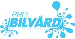 Pro Bilvård logo