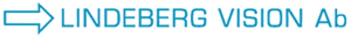 Lindeberg Vision AB logo