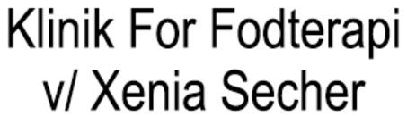Klinik For Fodterapi v/ Xenia Secher logo