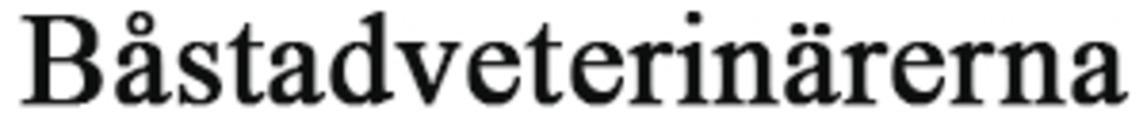 Båstadveterinärerna logo