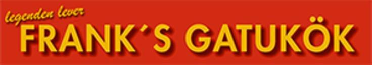 Franks Gatukök i Mölndal logo