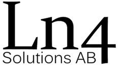 LN4 solutions AB logo