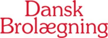 Dansk Brolægning logo