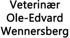 Veterinær Ole-Edvard Wennersberg logo