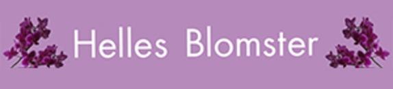Helles Blomster logo