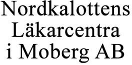 Nordkalottens Läkarcentra, I Moberg AB logo