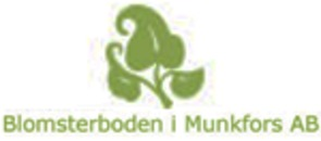 Blomsterboden i Munkfors AB logo