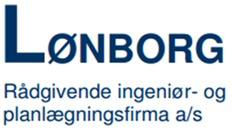 Lønborg Rådgivende ingeniør- og planlægningsfirma A/S logo