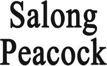 Salong Peacock logo
