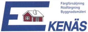 Ekenäs Måleri logo