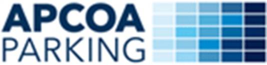 Apcoa Parking danmark A/S logo