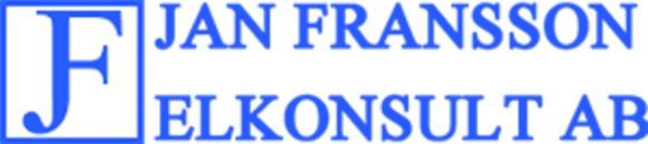 Jan Fransson Elkonsult I Stockholm AB logo