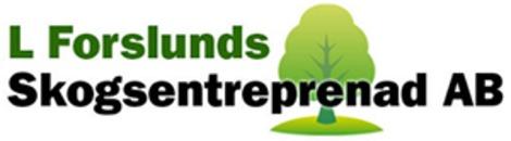 Forslunds skogsentreprenad AB, L logo