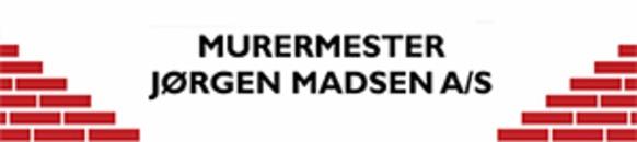 Murermester Jørgen Madsen A/S logo