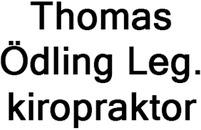 Leg. Kiropraktor Thomas Ödling logo