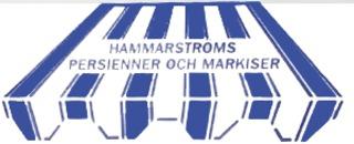 Hammarströms Persienner & Markiser AB logo