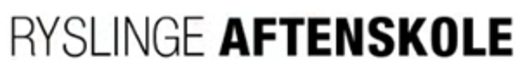 Ryslinge-Gislev Husholdningskreds Aftenskole logo