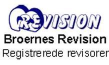 Broernes Revision logo