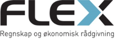 Flex AS logo