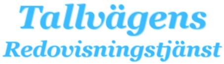 Tallvägens Redovisningstjänst logo