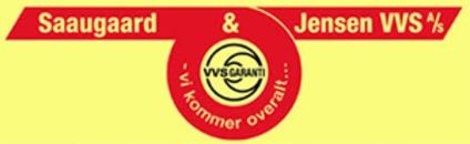 Saaugaard & Jensen VVS A/S logo