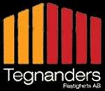 Tegnanders Fastighetsförvaltning logo
