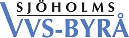 Sjöholms VVS-Byrå AB logo