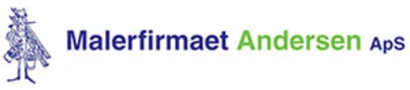 Malerfirmaet Andersen ApS logo