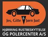 Hjørring Rustbeskyttelse og Polercenter A/S logo